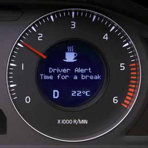 Volvo presenta varios sistemas para alertar a conductores fatigados o distraídos