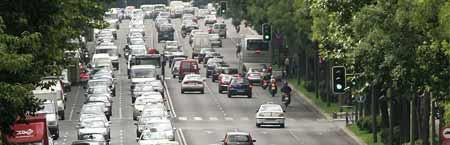 Dia sin coches en Madrid, 2006
