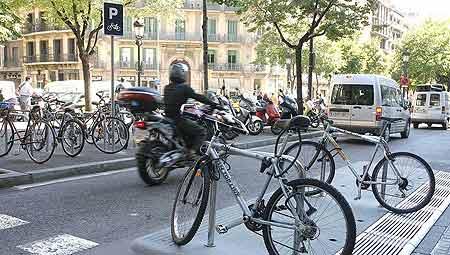 Hoy ha entrado en vigor la nueva Ordenanza Municipal en Barcelona
