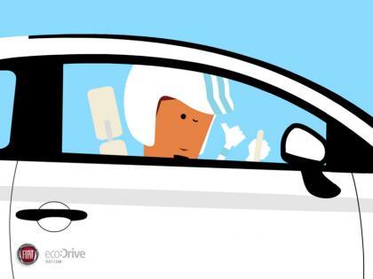 Fiat y Microsoft desarrollan Eco Drive, un sistema para la conducción ecológica