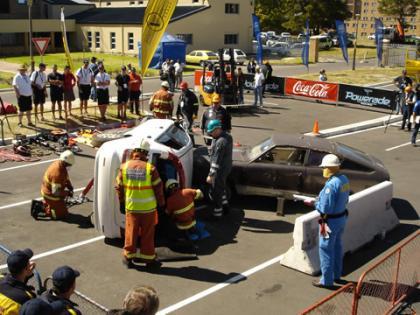 IX Campeonato Mundial de Rescate de Accidentes
