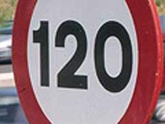 Un estudio propone elevar a 140 km/h el límite de velocidad en autovías