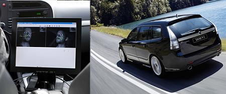 Saab aprueba un sistema de avisos anti-distracción, el Driver Attention Warning System