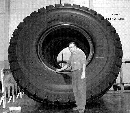 En 2008 bajará el precio final de los neumáticos
