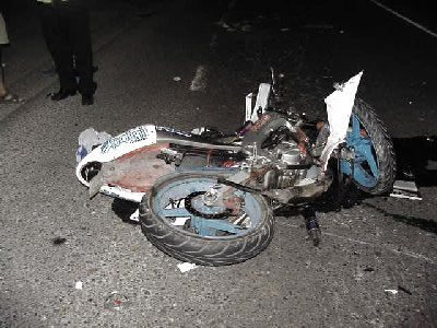 España a la cabeza en mortalidad de accidentes de moto
