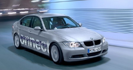 BMW ConnectedDrive, notificación automática en caso de accidente