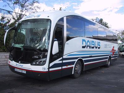 La seguridad infantil llega a los autobuses