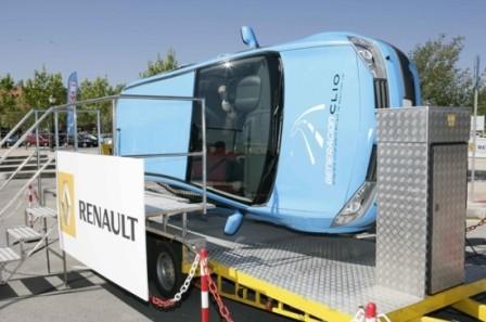 Nueva campaña de Renault para concienciar a los jóvenes