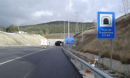 Cuatro de los cinco túneles españoles analizados por el EuroTAP son de lo mejorcito de Europa