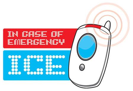 ICE: In case of emergency