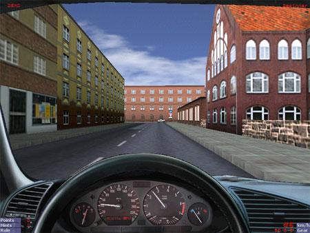 Simulador de conduccion