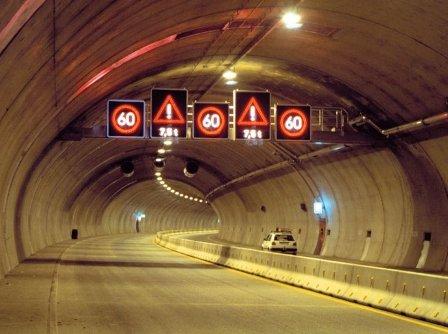 Emergencias en los túneles