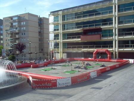 La Caravana de Educación Vial llega al Salón del Automóvil de Madrid