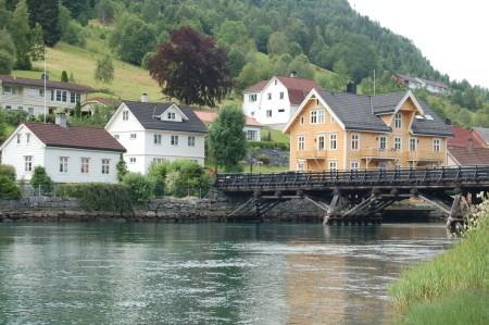 Circulando por Noruega (III)