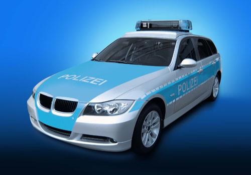 Nuevas luces LED de Hella para vehículos policiales