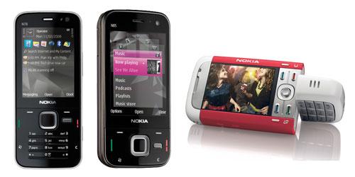 Telefonos moviles Nokia