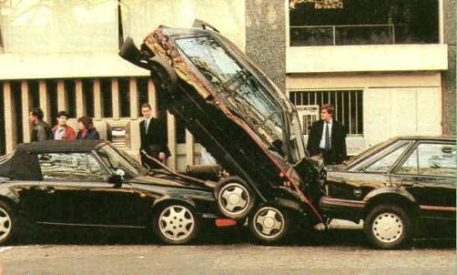 Dispositivos de ayuda al aparcamiento (1/3)