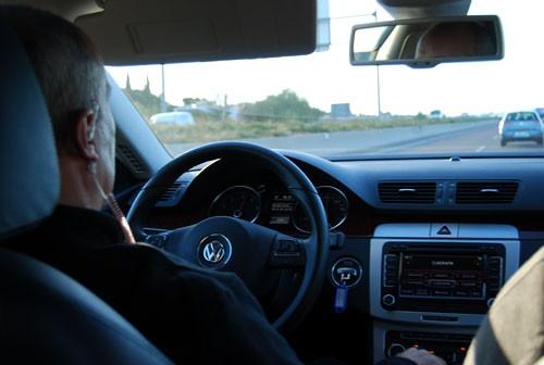 Volkswagen Passat CC - Lane Assist