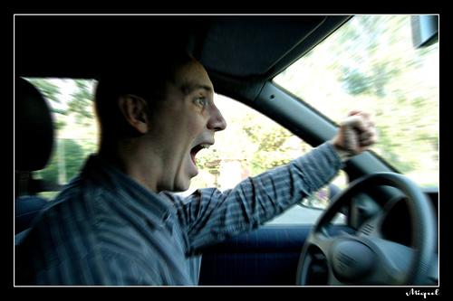 Cambios de personalidad al volante