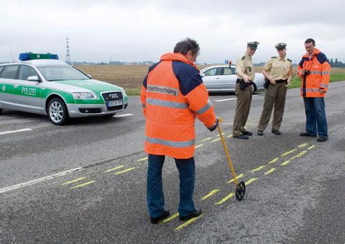 Técnicas forenses para mejorar la seguridad vial