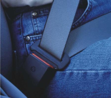 El mantenimiento en el cinturón de seguridad