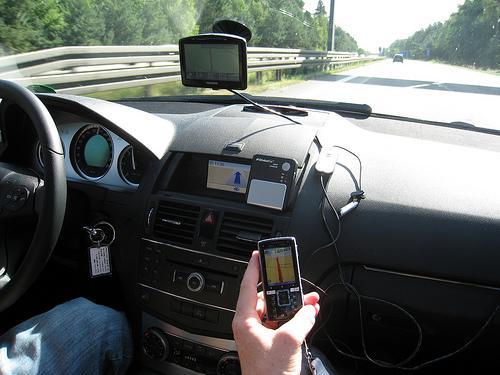 La picaresca en el uso del teléfono móvil