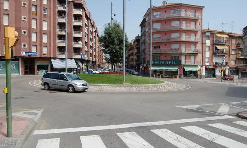 Rotonda urbana