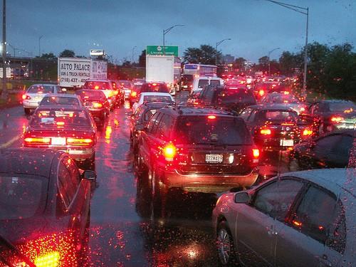 La jungla del tráfico