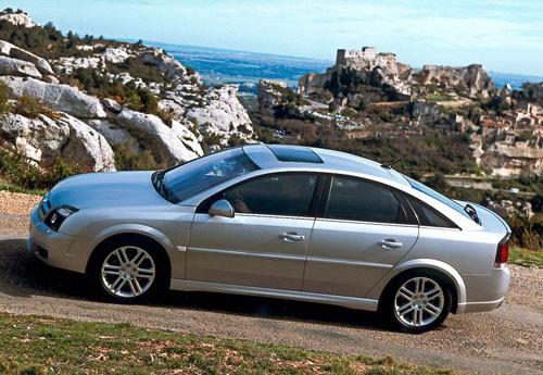 Opel Vectra GTS (2002)