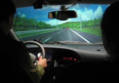 Read the Wave presenta un simulador de conducción que transmite sensaciones físicas reales al usuario