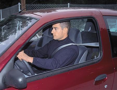 El cinturón de seguridad también es necesario en ciudad