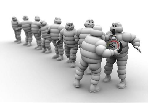 Michelin comprueba el buen estado de tus ruedas