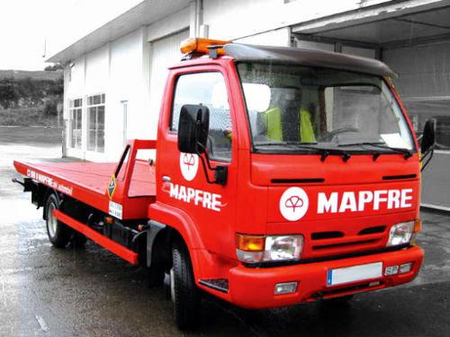 MAPFRE usará sms para sus asistencias en carretera