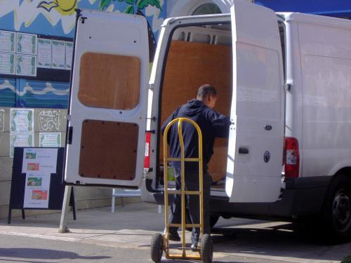 Diario de un conductor de furgonetas blancas™ (1)