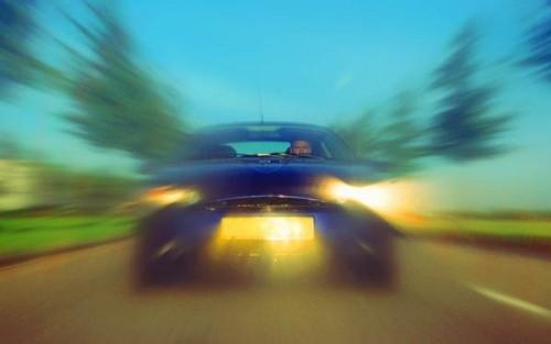 Sin reflejos al volante