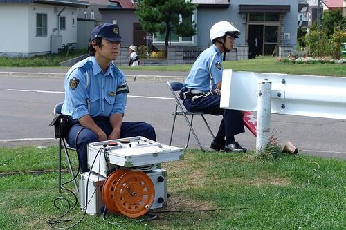Respetarán el margen de error de los radares