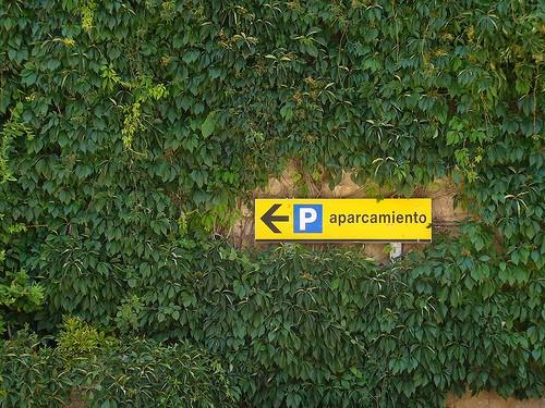 Territorio comanche: el aparcamiento