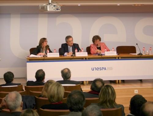 Asamblea extraordinaria 2009 de Unespa
