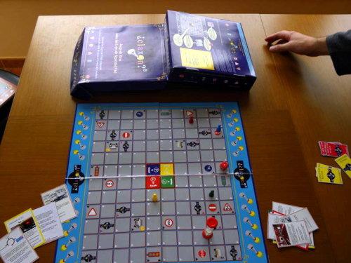 El juego de mesa Claxon, para mejorar nuestra seguridad vial