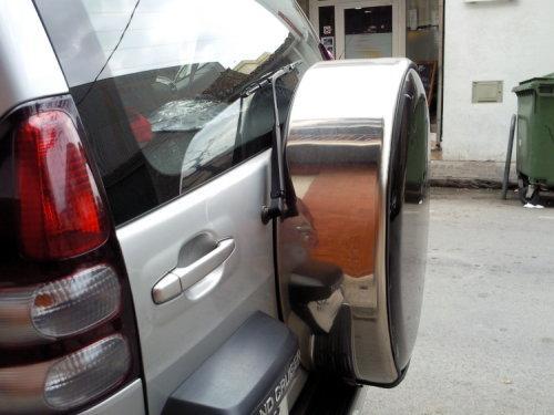 Cuando el aparcamiento se convierte en un deporte de riesgo de consecuencias imprevistas