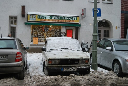 Neumáticos de invierno, el caso alemán
