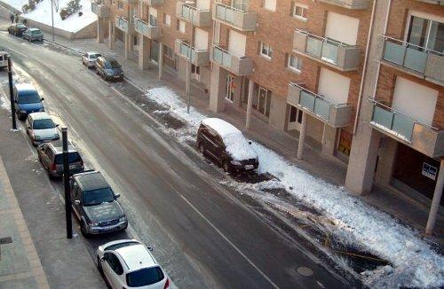 Nieve fundida