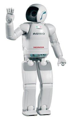 Robot Honda Asimo
