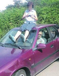 Antes de ponerte al volante, revisa el techo de tu vehículo