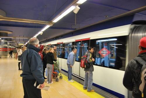 El transporte público es un elemento de seguridad