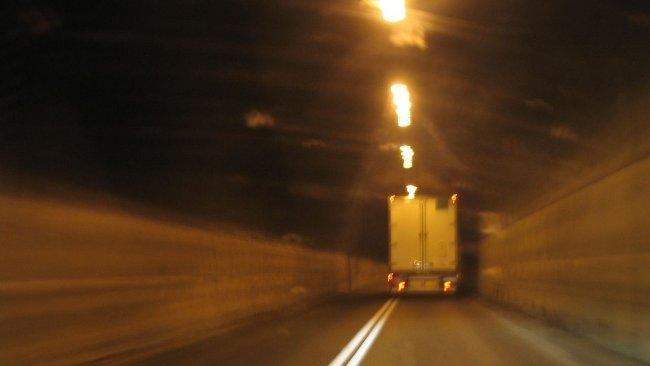 El primer control de velocidad media de tramo ya puede multar