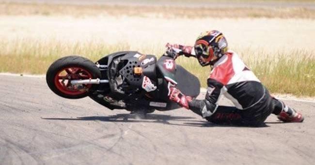 La temperatura de los neumáticos de moto (y 2)