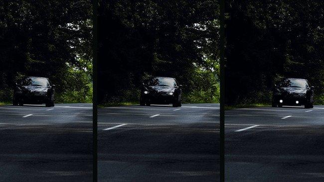 Las luces DRL son útiles para la seguridad vial