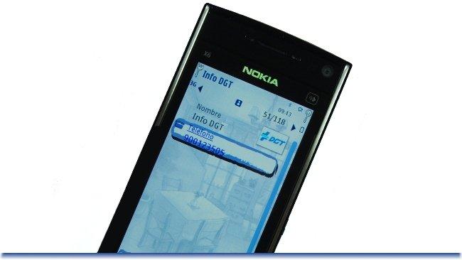 011, nuevo teléfono información DGT