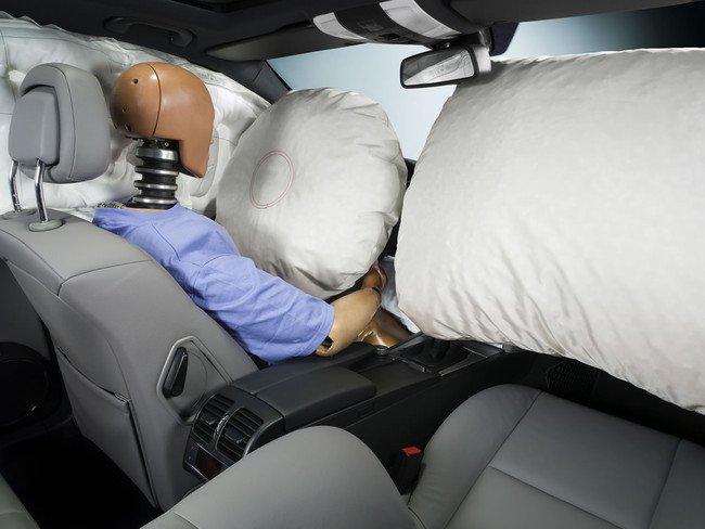 Airbag de segunda mano, un problema creciente